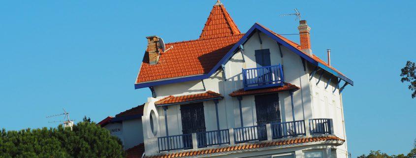 Villa engloutie...ou presque!!!